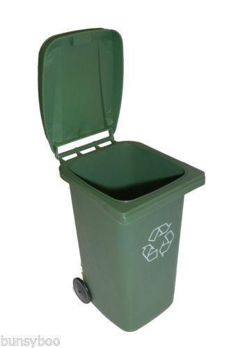 Novelty bin ebay for Teal bathroom bin