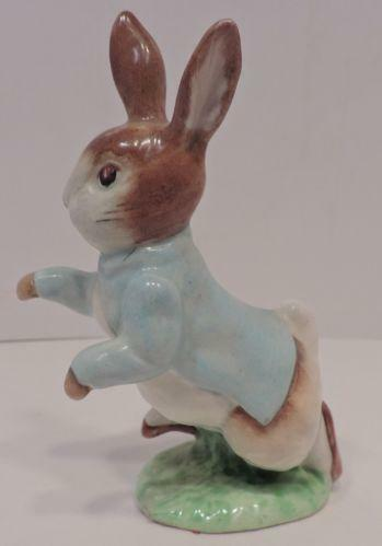 Beatrix Potter Peter Rabbit Figurine Ebay