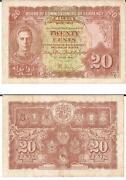 Malaya Banknote