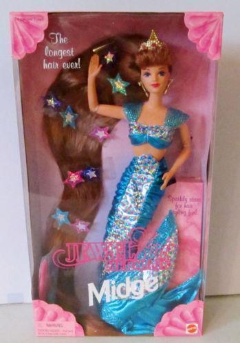 Barbie Midge Ebay