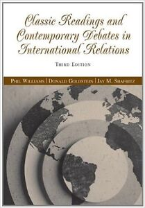 Classic Readings and Contemporary Debates