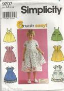 Toddler Dress Patterns