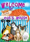 Cat House Flags