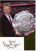 Man UTD Autographs