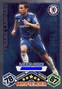 Match Attax Frank Lampard