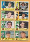 Red Sox Lot Topps