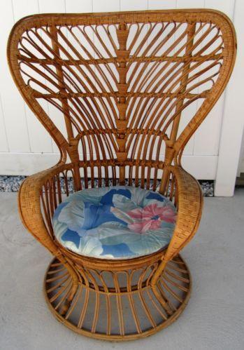Rattan Chair | EBay