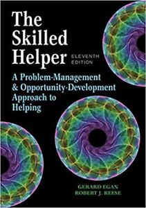 [11th Edition] The Skilled Helper: A Problem-Management & Opport