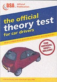 The Official Theory Test for Car Drivers Book