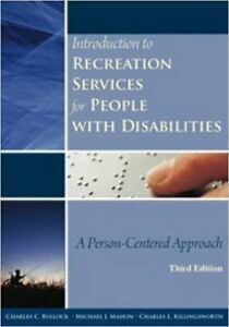 Intro to Recreation Servies for People with Disabilities