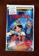 Pinocchio Video Disney