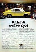 Buick Opel