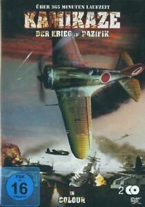 Kamikaze in Colour: Der Krieg im Pazifik       DVD NEU
