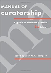 Manual of curatorship - 2nd edition