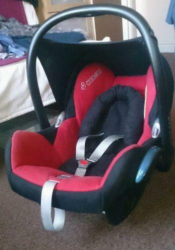maxi cosi child car seats ebay. Black Bedroom Furniture Sets. Home Design Ideas
