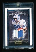 Barry Sanders Jersey Card