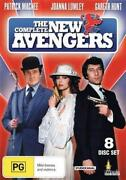 The New Avengers DVD