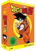 Dragonball Z DVD Box