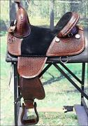 Barrel Saddle 16