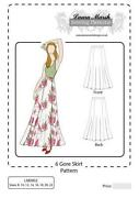 Long Skirt Sewing Pattern