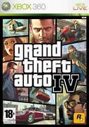 Xbox 360 Spiele GTA 4
