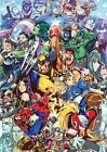 Marvel vs Capcom Poster