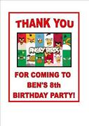 Angry Birds Party Bags