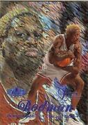 Dennis Rodman Basketball Card