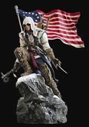 Assassins Creed 3 Statue