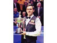 World Snooker 2018 Tickets Crucible Theatre Sheffield - Great Chrismas Present - Top Seats !! LOOK!!