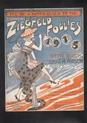Ziegfeld Follies Sheet Music