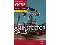 An Inspector Calls: York Notes for GCSE (9-1) study guide