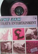 The Jam Singles