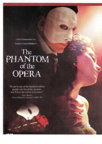 Phantom Of The Opera Collectibles Ebay