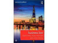 Business Law by David Kelly, Ruby Hammer and John Hendy