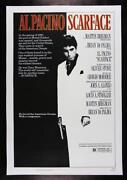 Scarface Original Movie Poster