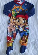 Jake and The Neverland Pirates Pajamas