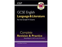 GCSE AQA English language (9-1) Complete Revision and Practice book