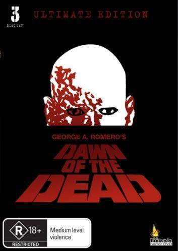 dawn of the dead extended mall hours dvd