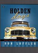 Holden Book