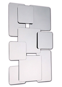 50% OFF! BRAND NEW IN BOX! MODERN CONTEMPORARY STYLE MIRROR