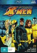X Men Blu Ray Quadrilogy