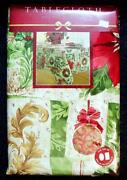 Christmas Tablecloth Fabric