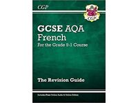GCSE AQA CGP French The Revision Guide