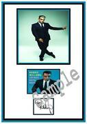Robbie Williams Signed