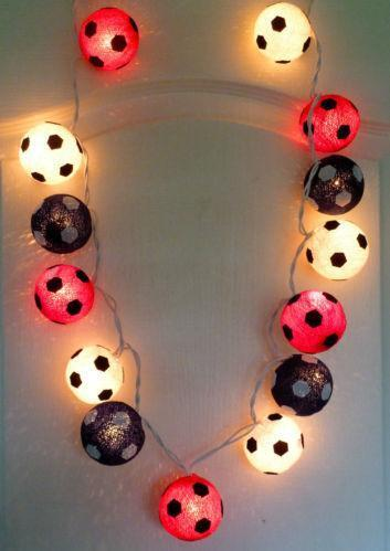 Football Fairy Lights Ebay