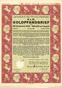 Goldpfandbrief