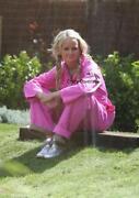 Pink Boiler Suit
