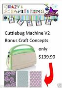 Cuttlebug Machine