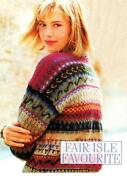 Ladies Vintage Knitting Patterns
